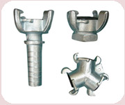 "AIR COUPLING		 SIZE : 1/4"" to 2"""