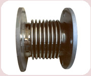 "SS EXPANSION BELLOWS WILL BE PROVIDED BOTH END FLANGE WELDED ACCORDING TO CUSTOMER REQUIREMENTS. FROM 2"" TO ALL TIPES."