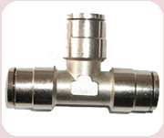 STAINLESS STEEL - JIC, BSP, METRIC, NPT & ORFS FITTING