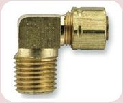BRASS - JIC, BSP, METRIC, NPT & ORFS FITTING